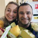 Український співак Віктор Павлік залишив дружину заради молодої шанувальниці (ФОТО)