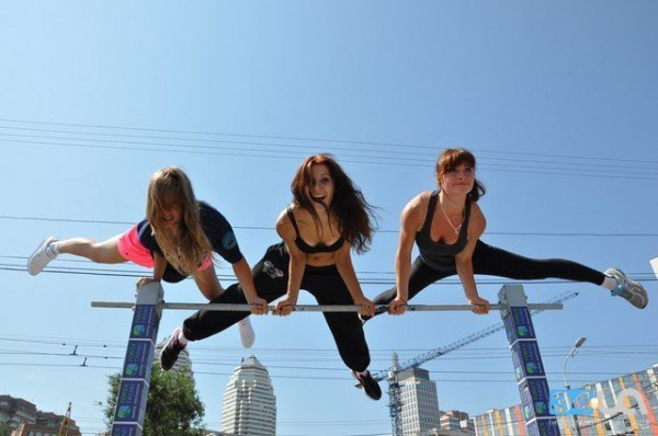 У Тернополі відбудеться найбільший чемпіонат із Street Workout