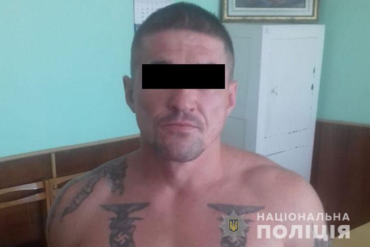 На Тернопільщині спіймали банду злодіїв зі свастикою (ФОТО)