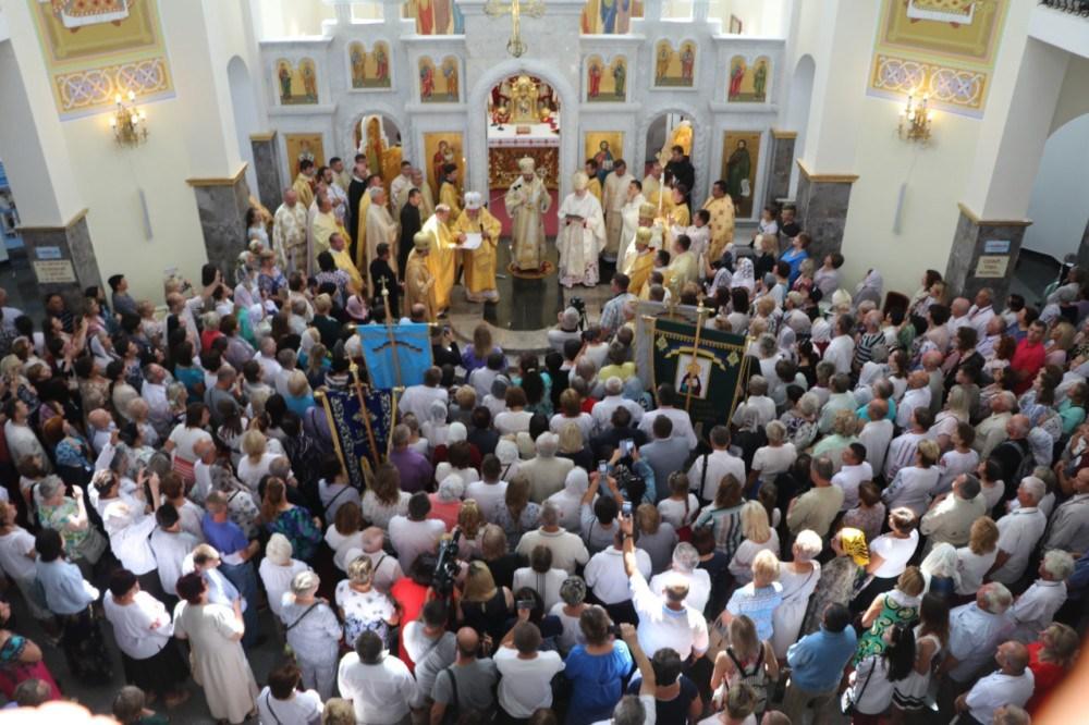 Собор у Зарваниці отримав статус Малої Папської базиліки
