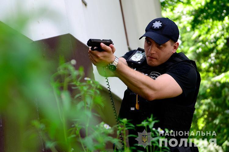 Як силовики Тернопільщини звільняли заручника (ФОТО)