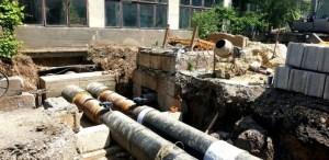 У Тернополі замінять три кілометри труб