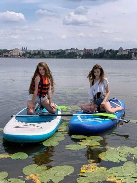 На Тернопільському ставі змагатимуться найвродливіші тернополянки (ФОТО)