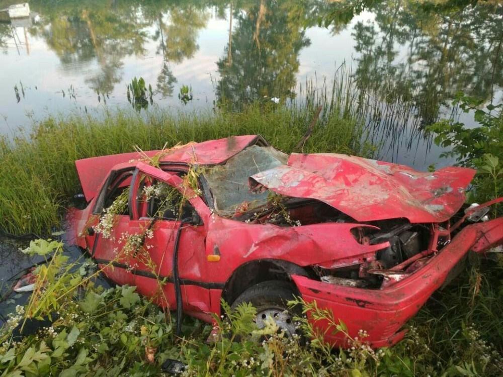 У жахливій аварії на Тернопільщині загинула 17-річна дівчина (ФОТО)