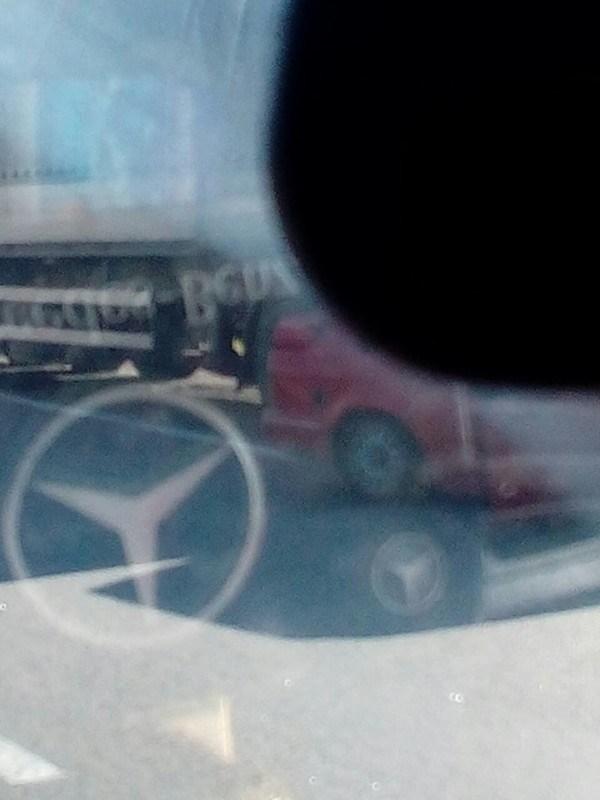 ДТП біля Збаража: фура роздавила легківку (ФОТОФАКТ)