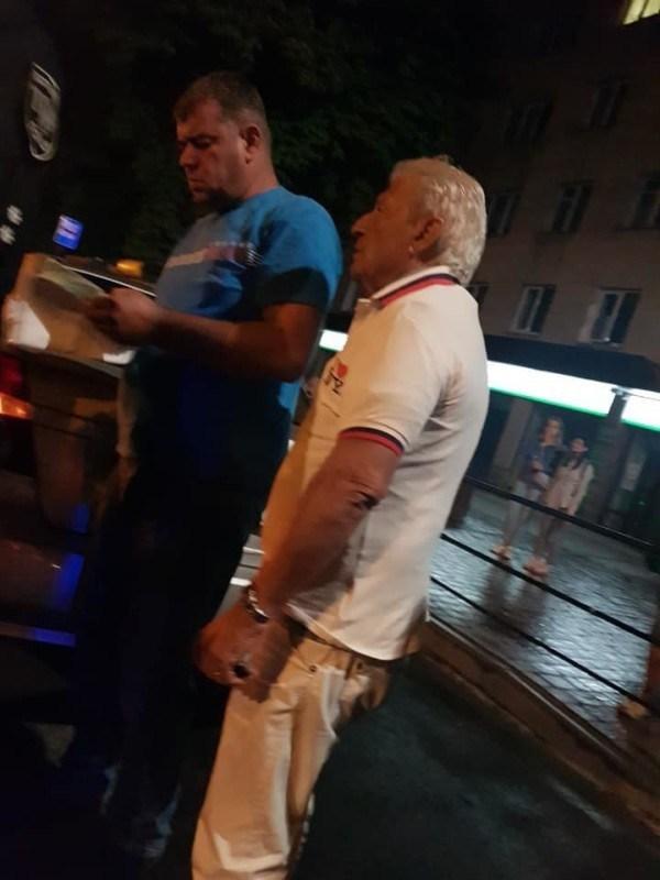 """Пропонував 100 євро: у Тернополі італієць збив маму з дитиною і хотів """"відкупитися"""" (ФОТО)"""