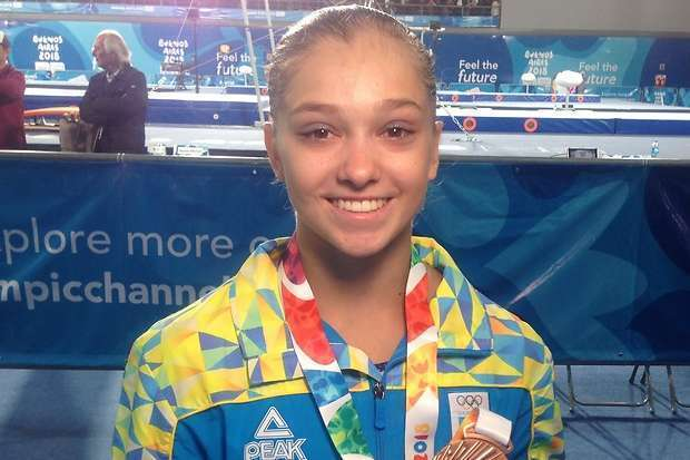 15-річна тернопільська чемпіонка отримала у подарунок квартиру (ФОТО)