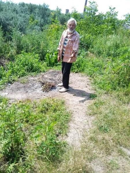 На Тернопільщині розшукують рідних безпритульного чоловіка (ФОТО)