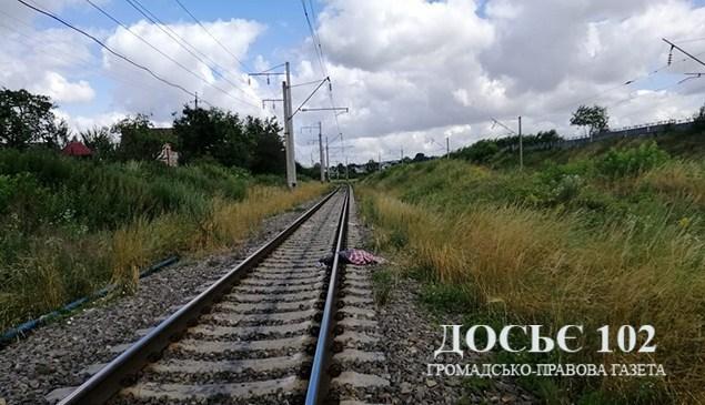 Уже відомо, кого біля Тернополя переїхав потяг