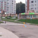 На дорогах Тернополя оновлюють розмітку (ФОТОФАКТ)