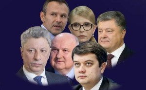 Остання соціологія перед виборами: у Верховну Раду проходять 5 партій