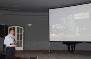 Креатор-Буд презентував на Міжнародому фестивалі архітектури  флагманський проект