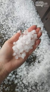 На Тернопільщину повертають дощі і грози