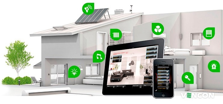 Настройка и монтаж системы умный дом по адекватной цене от компании ksimex-smart.com.ua