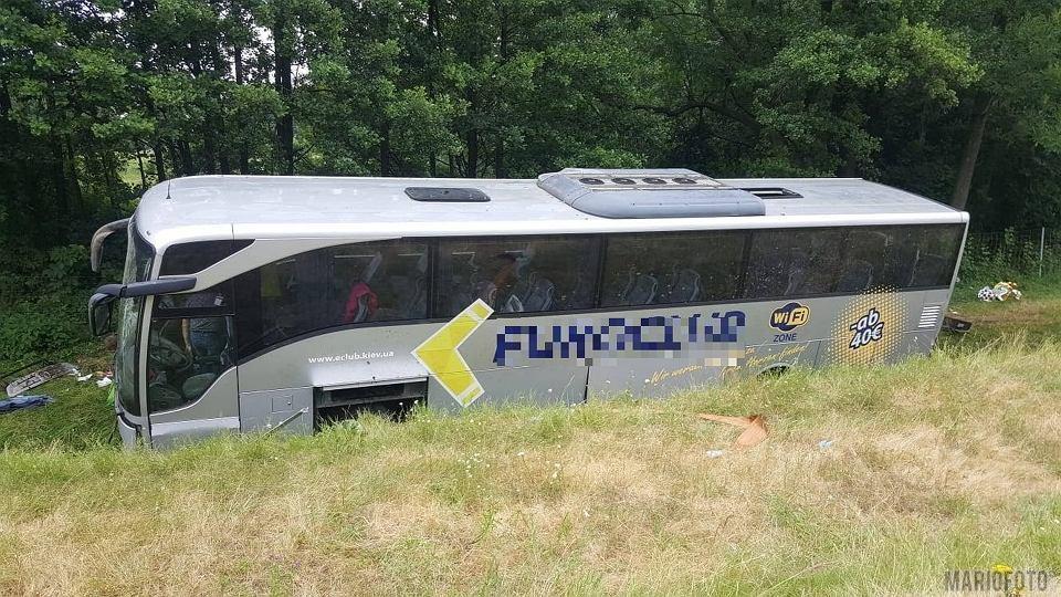 У Польщі в масштабну ДТП потрапив автобус з українцями (ФОТО, ВІДЕО)