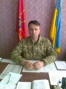 На Тернопільщині раптово помер військовий комісар
