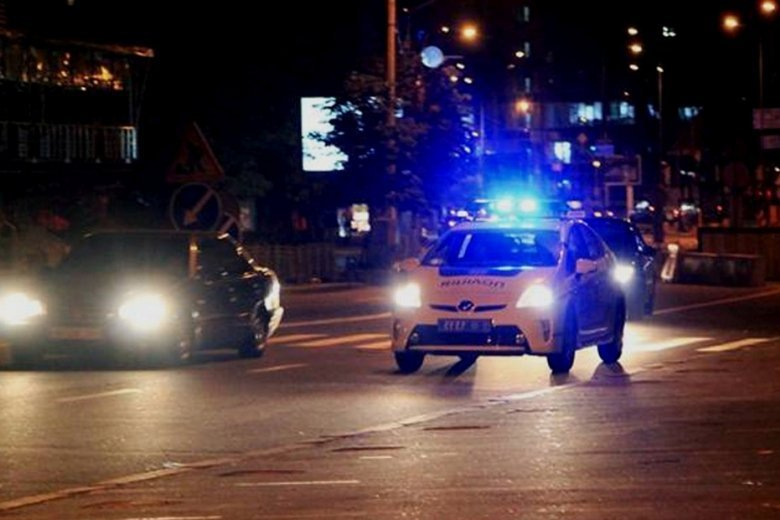 Як п'яний 18-річний тернополянин тікав від патрульних