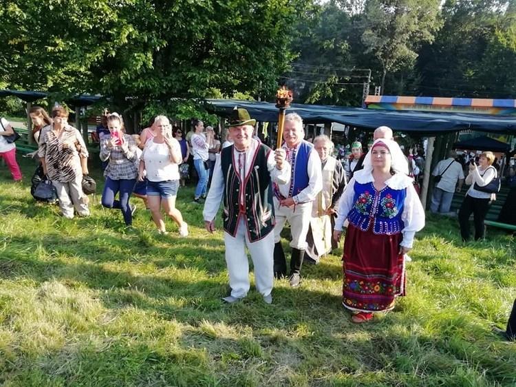 Як на Тернопільщині веселилися лемки всього світу (ФОТО)