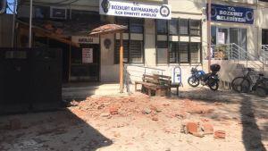 У Туреччині два землетруси за годину. Туристи в паніці