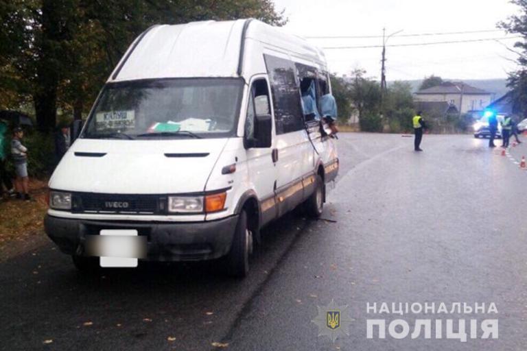 На Прикарпатті через тернополянина трапилася смертельна аварія (ФОТО)