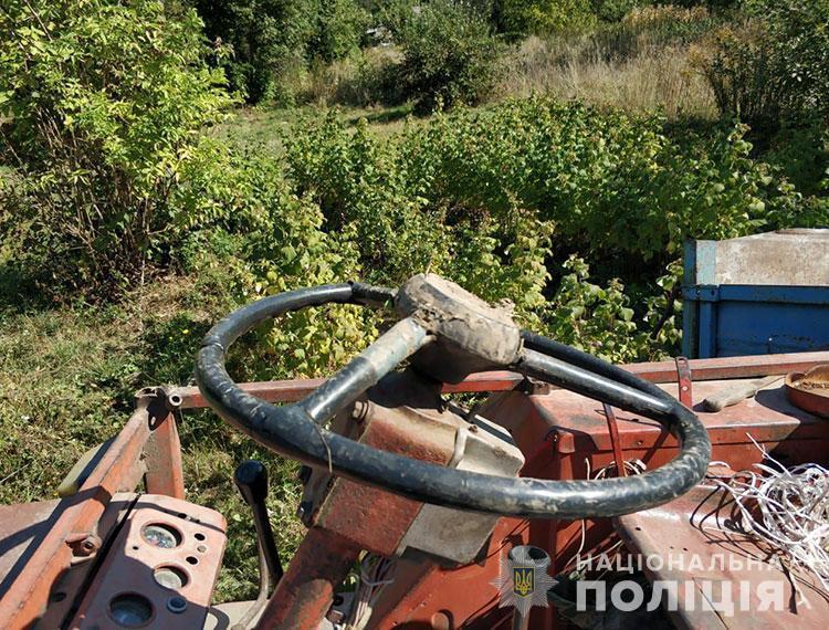 На Тернопільщині у ДТП загинула людина (ФОТО)