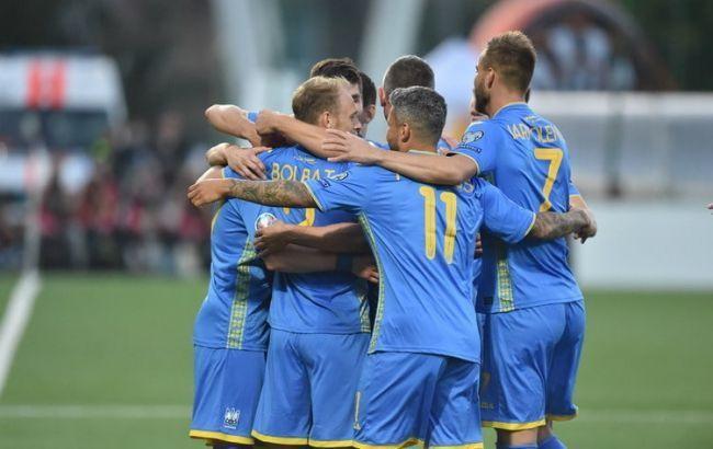 Україна розгромила Литву у матчі відбору до ЧЄ-2020