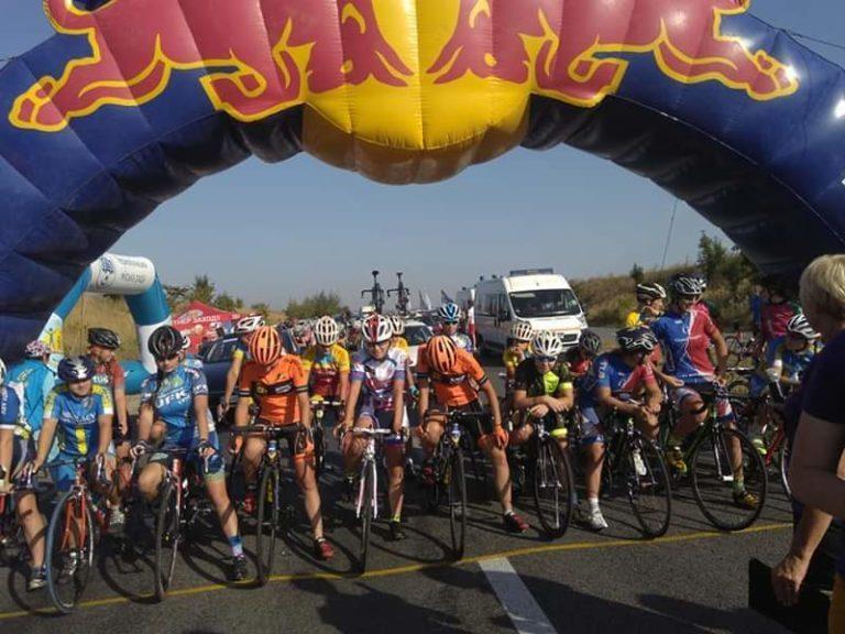 У Тернополі проходять всеукраїнські велоперегони. Центр перекрили (ФОТО)