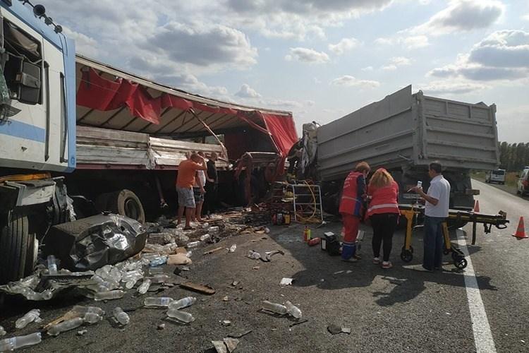 У Тернополі трапилася жахлива аварія: водій загинув (ФОТО)