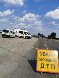 У ДТП на Тернопільщині загинуло двоє людей. Ще четверо – в лікарні