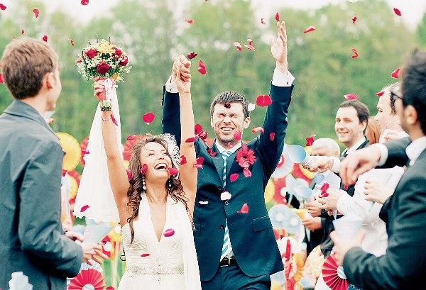 Самостоятельная организация свадебного торжества