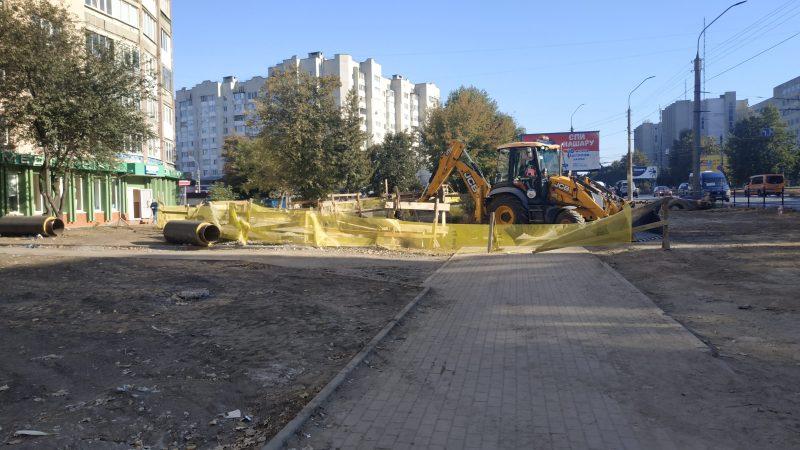 Справа року: у Тернополі продовжують заміну тепломереж