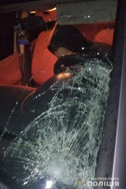 На Тернопільщині смертельна аварія: водій дуже п'яний (ФОТО)