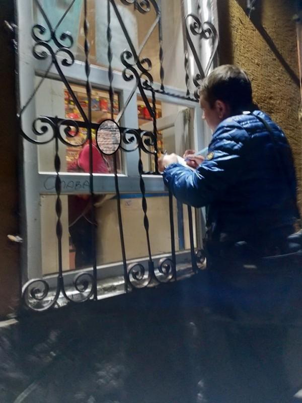 У Тернополі у заборонений час продавали алкоголь (ФОТО)