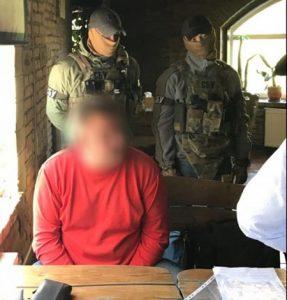 У Тернополі затримали чергового так званого громадського активіста