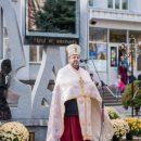 На Тернопільщині відкрили унікальний пам'ятник із сенсорним екраном (ФОТО)