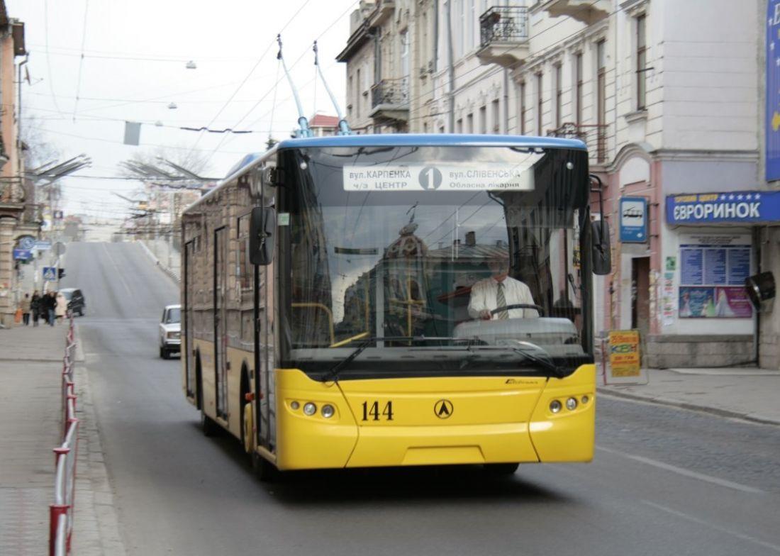 У Тернополі внесли зміни у два маршрути громадського транспорту