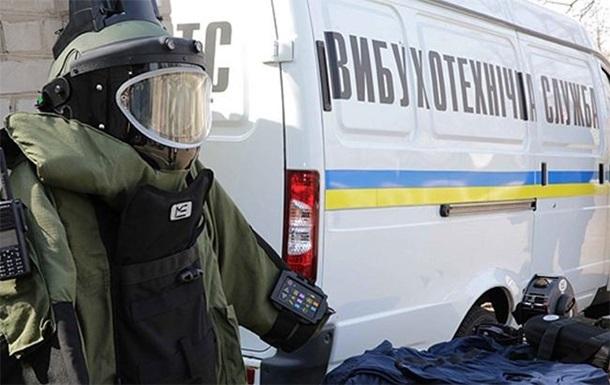 На Тернопільщині на подвір'ї чоловік знайшов муляж вибухівки