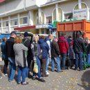 Ажіотаж на овочі та крупи: тернополяни запасалися продукцією на ярмарках (ФОТО)