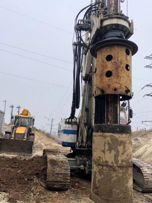 Відремонтований Гаївський міст буде на декілька метрів вищим, аніж був до цього (ФОТО)