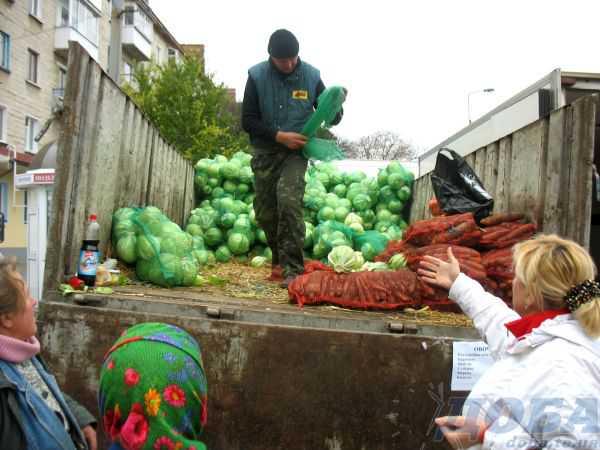 У Тернополі відновлять осінні продуктові ярмарки