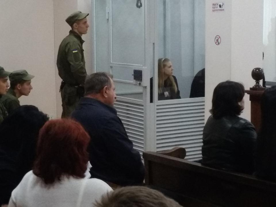 Вбивство ветерана АТО на Тернопільщині: судді відмовили підозрюваній Тетяні у задоволені апеляції