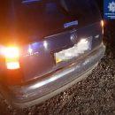У Тернополі вночі п'яний водій вчинив ДТП (ФОТО)