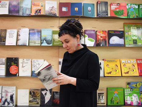 Польська письменниця з тернопільським корінням стала Нобелівським лауреатом