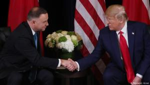 Трамп надав полякам безвізовий режим
