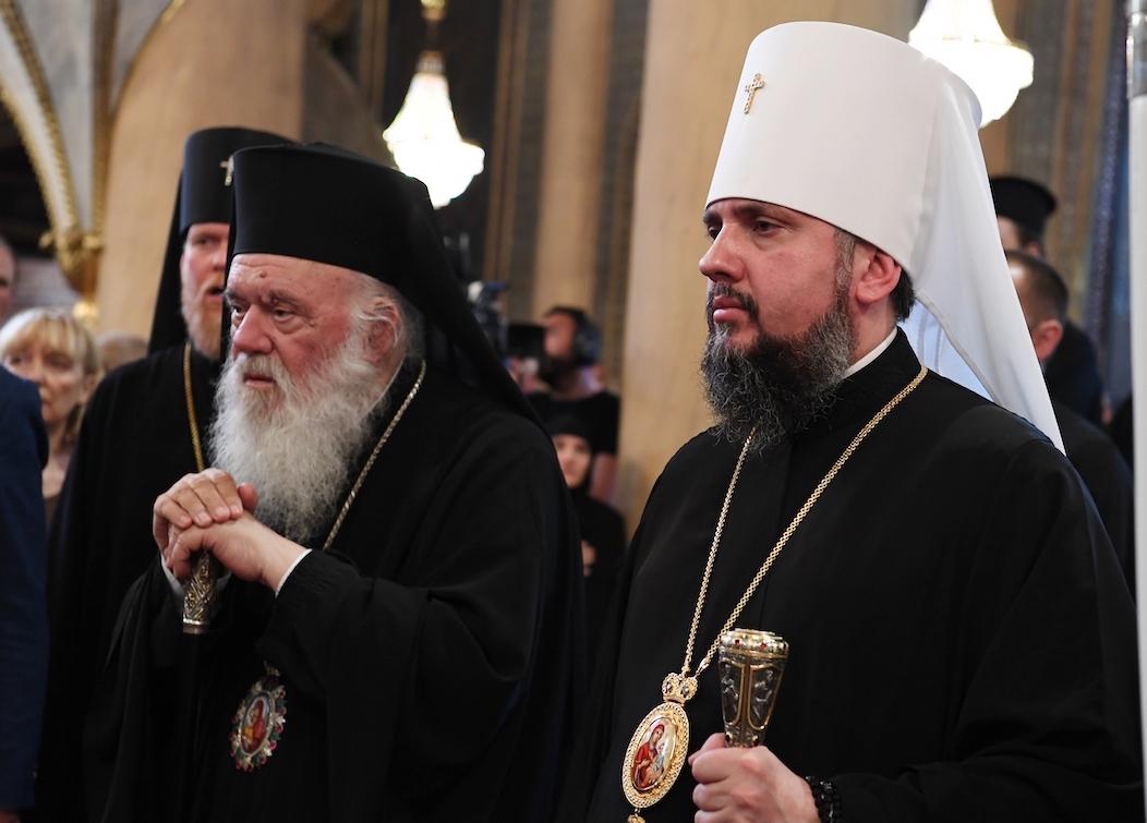 Одна з найбільших православних церков світу визнала автокефалію ПЦУ