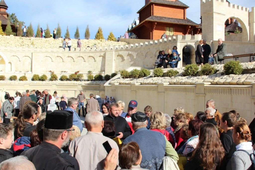 На Тернопільщині побували паломники зі Словаччини (ФОТО)