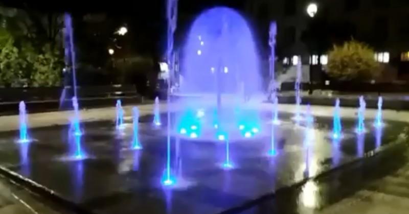 У Тернополі ще один оригінальний фонтан (ФОТО)