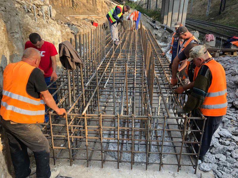 Відновили ремонтні роботи на Гаївському мості