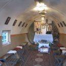 """""""Церква в цистерні"""": на Тернопільщині парафіяни відвідують унікальний храм (ВІДЕО)"""