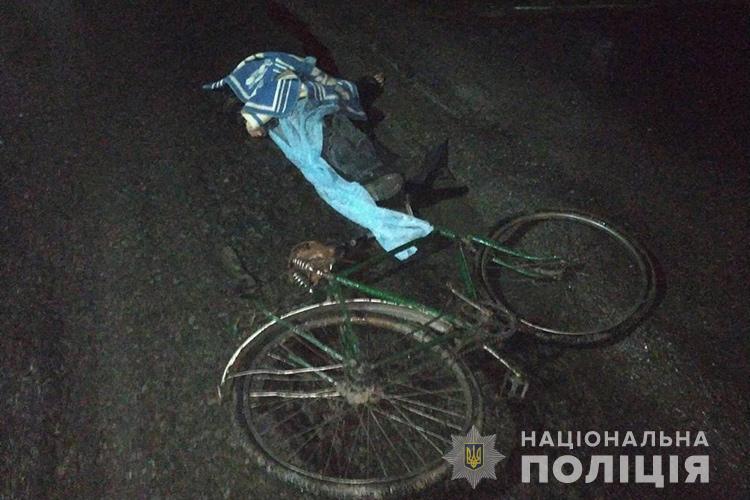 Збив і втік: на Тернопільщині смертельна аварія. Водій у розшуку (ФОТО)